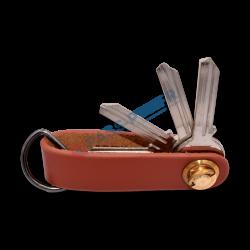 Porte clé en cuir